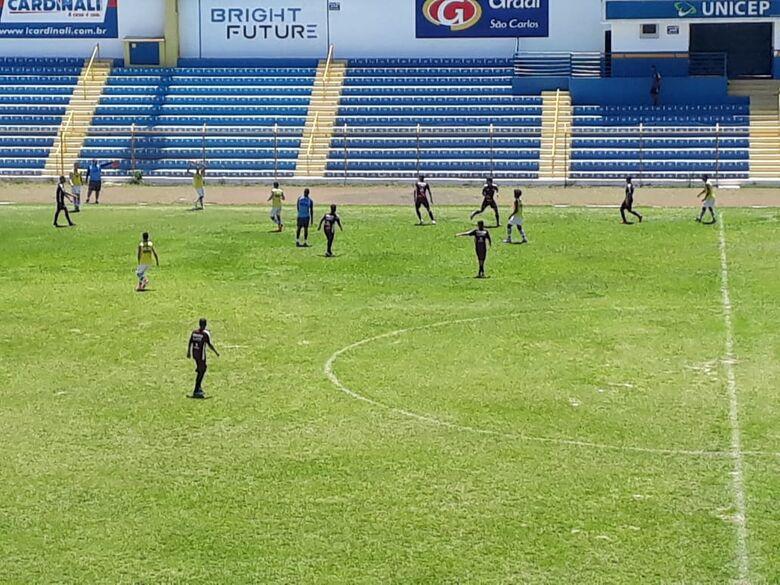 São Carlos vence a Ferroviária de Araraquara em jogo-treino - Crédito: Rovanir Frias/SCFC