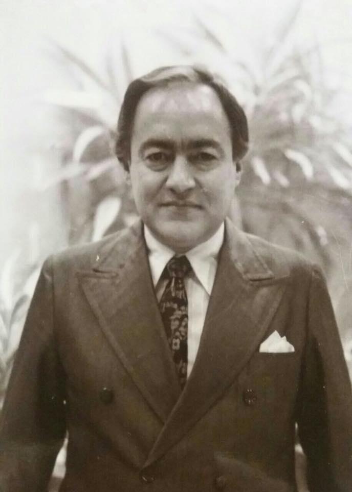 Romeu Aversa, o professor que marcou época na Imprensa e no poder público - Crédito: Arquivo público e álbum de família
