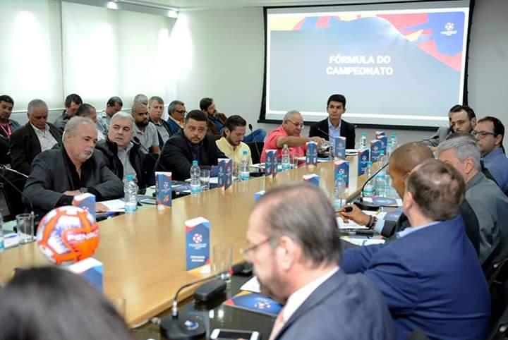 Reunião na FPF define fórmula de disputa da Série A3 - Crédito: Rodrigo Corsi/FPF
