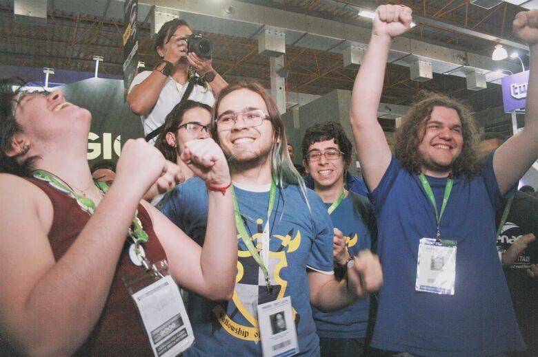 Alunos da USP São Carlos são campeões em competição na maior feira de games da América Latina - Crédito: Divulgação