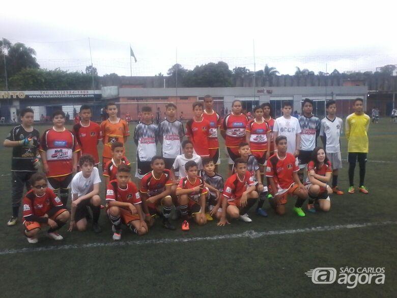Mult Sport realiza jogos amistosos com o Corinthians - Crédito: Divulgação
