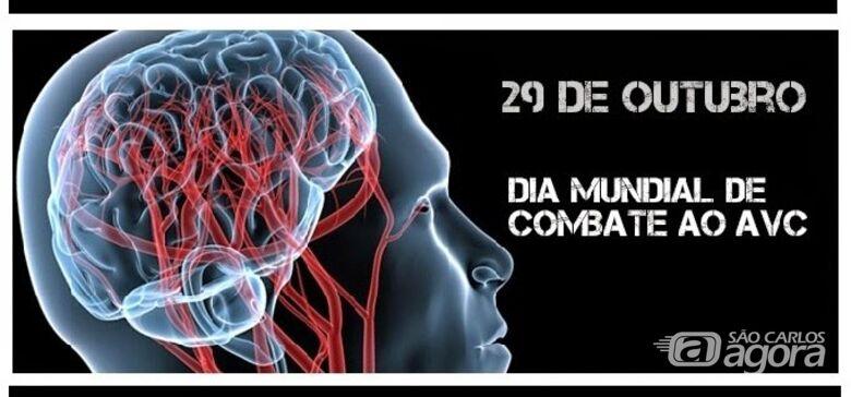 """Atividades em São Carlos irão para marcar o """"Dia Mundial do AVC"""" - Crédito: Divulgação"""