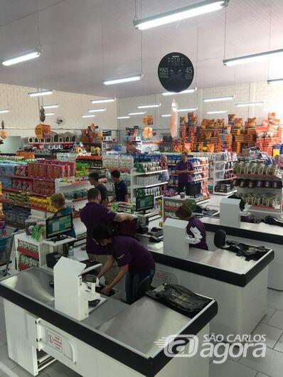 59249d8af Mega loja é inaugurada na Vila Prado - Crédito  Divulgação