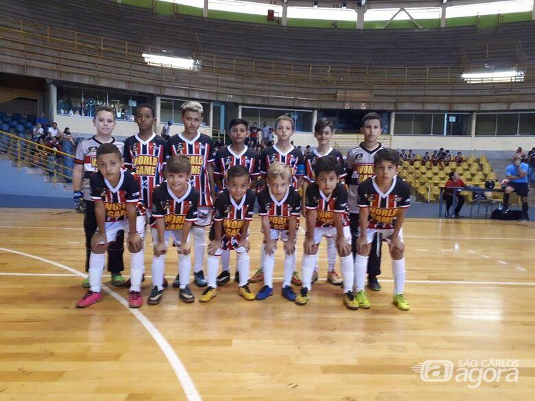 Multi Esporte participará da Copa Sesc com 4 equipes - Crédito: Divulgação
