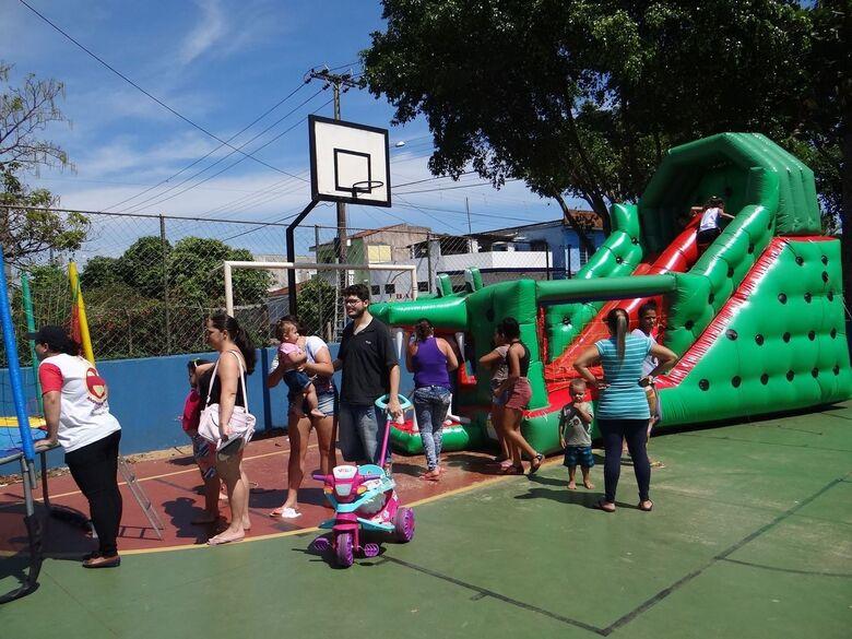 Mais de 500 pessoas prestigiam festa de Dia das Crianças no Jóquei Clube - Crédito: Divulgação
