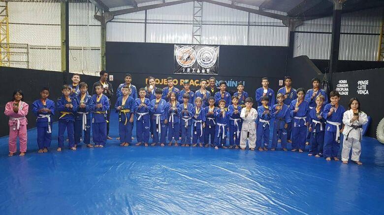 Projeto Reação brilha no Paulista de Jiu-Jitsu - Crédito: Divulgação
