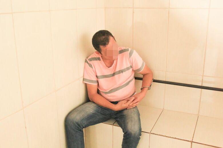 Procurado por homicídio é detido no Eduardo Adbelnur - Crédito: Marco Lúcio