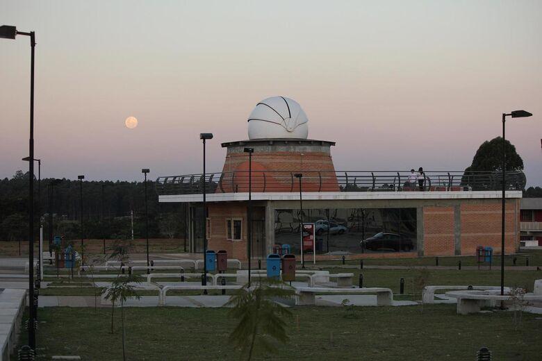 Observatório Astronômico da UFSCar realiza atividade no Dia C da Ciência - Crédito: Divulgação