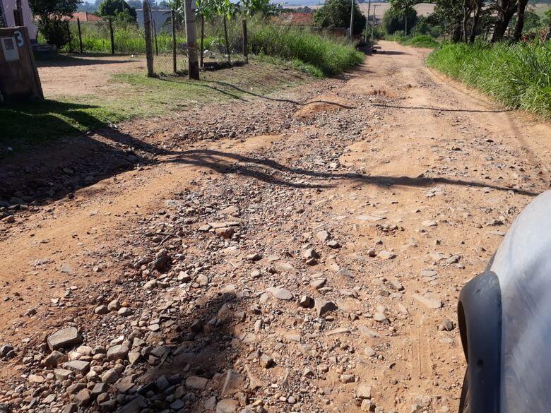 Chuva deixa estrada Vargem do Lobo intransitável - Crédito: Marcos Escrivani