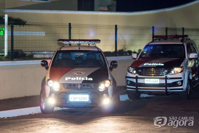 Garota de programa pula do segundo andar após ser agredida em motel - Crédito: Marco Lúcio