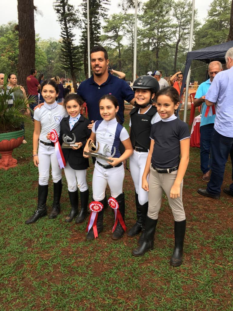 São-carlenses conquistam pódio na Copa SHRP - Crédito: Divulgação