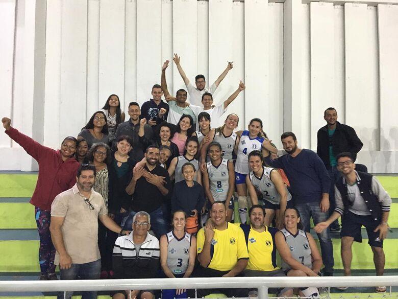 Country surpreende e despacha São Carlos Clube A na série ouro na Copa AVS/Smel - Crédito: Marcos Escrivani