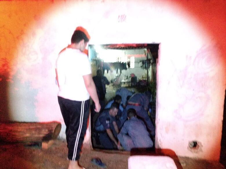 Homem morre após ser baleado no Cidade Aracy - Crédito: Luciano Lopes