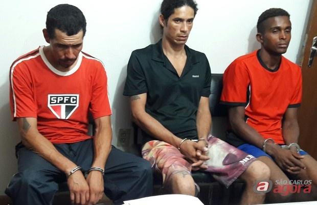 Assassinos que decapitaram homem no São Carlos 5 são condenados pela Justiça - Crédito: Arquivo SCA