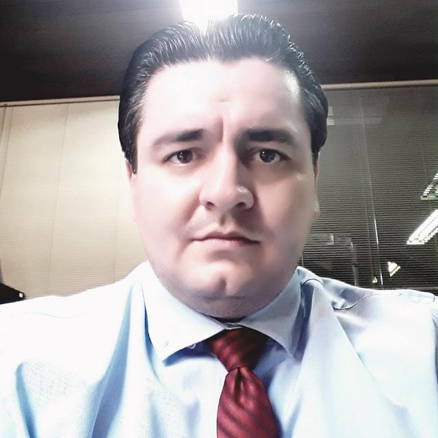 Advogado de 36 anos está desaparecido - Crédito: Arquivo Pessoal