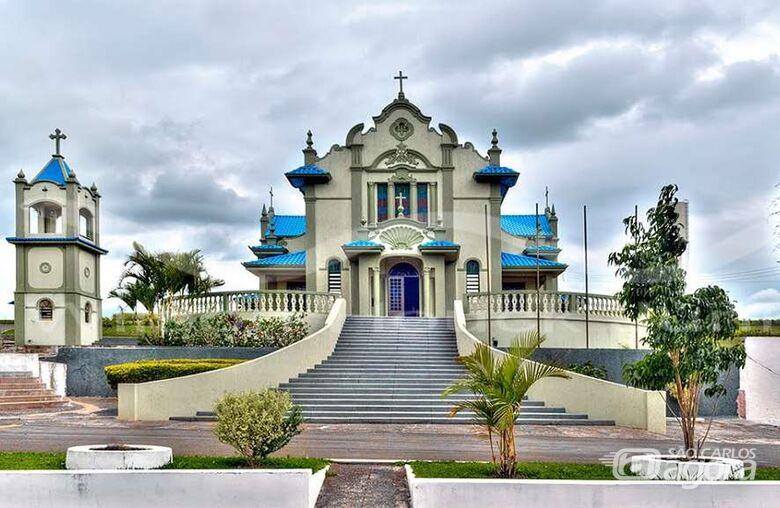 Santuário da Babilônia tem programação especial dedicada a Nossa Senhora Aparecida -