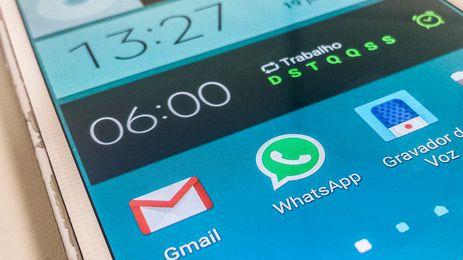 Pesquisa constata só 8% de imagens verdadeiras em grupos de WhatsApp - Crédito: Marcello Casal Jr./Agência Brasil