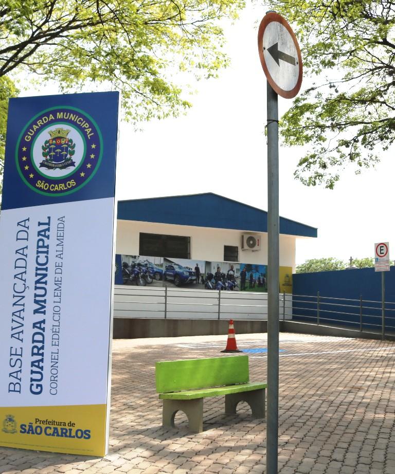 Guarda Municipal terá posto fixo ao lado do Cemitério Nossa Senhora do Carmo - Crédito: Divulgação