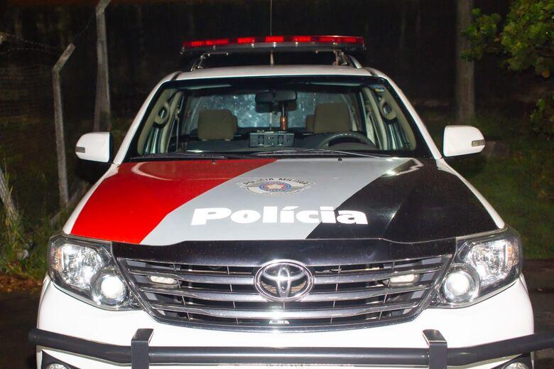 Trio invade antiga sede da rádio Clube e assalta vigilante - Crédito: Marco Lúcio