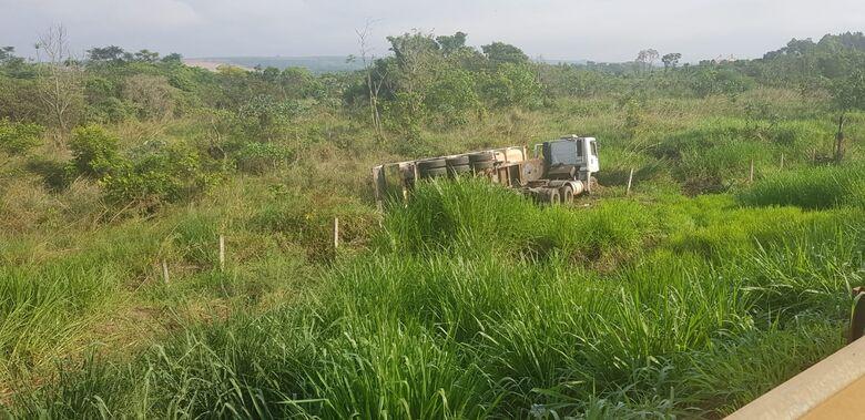 Caminhoneiro morre em estrada da região - Crédito: Araraquara 24 h