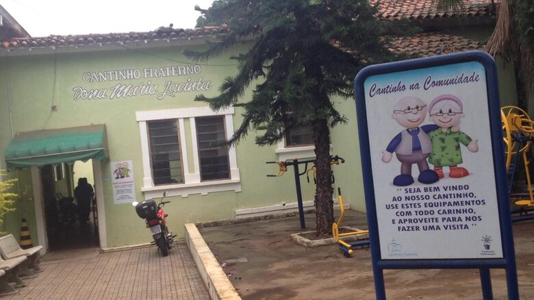 Cantinho Fraterno precisa de fraldas geriátricas - Crédito: Marcos Escrivani