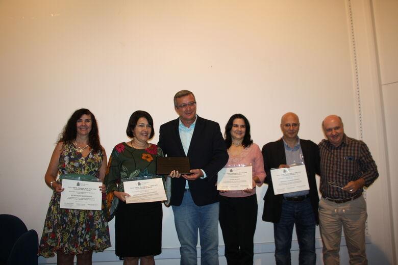 Quatro pesquisadores do IFSC/USP entre os agraciados - Crédito: Divulgação