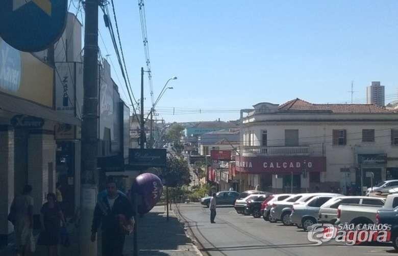 Vendas do varejo na região de São Carlos têm alta de 4,3% em julho - Crédito: Divulgação