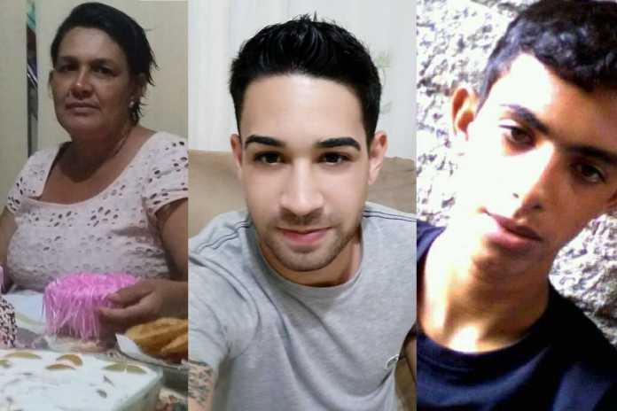 Mãe e três filhos morrem em acidente na SP-191 - Crédito: Arquivo pessoal