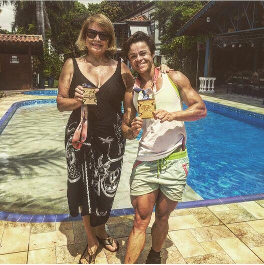 Fisiculturista de Dourado conquista título internacional em terras mineiras - Crédito: Divulgação