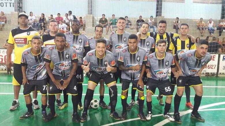 Deportivo Sanka mantém 100% de aproveitamento na Copa Interior Paulista - Crédito: Marcos Escrivani