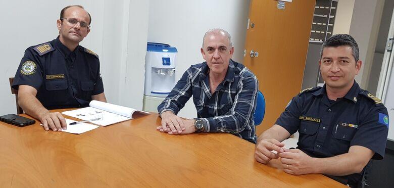 Municípios da região conhecem sistema Detecta - Crédito: Divulgação