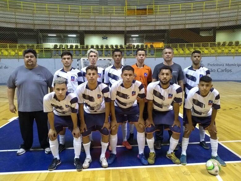 Asf São Carlos perde, mas está na semifinal da Liga Ferreirense - Crédito: Marcos Escrivani
