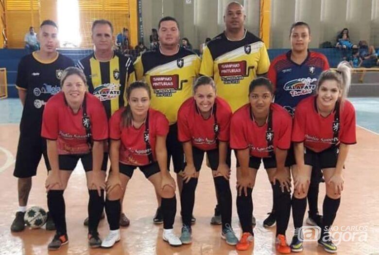Deportivo Sanka lança time feminino em São Carlos - Crédito: Divulgação