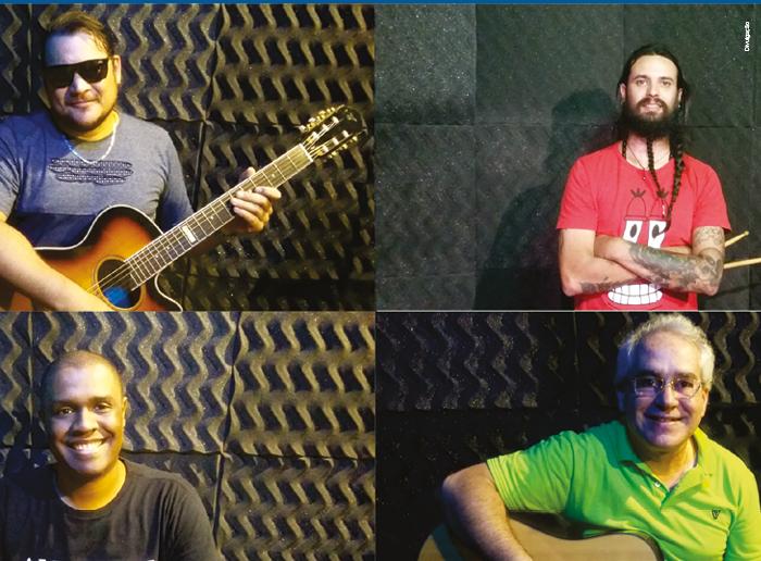 Show no Sesi São Carlos relembra a vida e obra de Zé Ramalho - Crédito: Divulgação