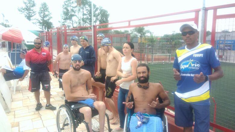 Em Mococa, natação são-carlense surpreende e conquista 31 medalhas de ouro - Crédito: Divulgação