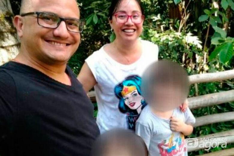 Família de Campinas é encontrada morta dois dias após acidente - Crédito: Divulgação/Redes Sociais