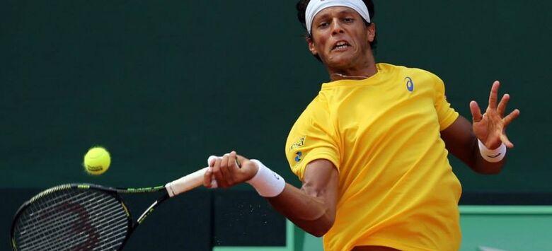 Feijão confirma presença no São Carlos Open de Tênis - Crédito: Divulgação