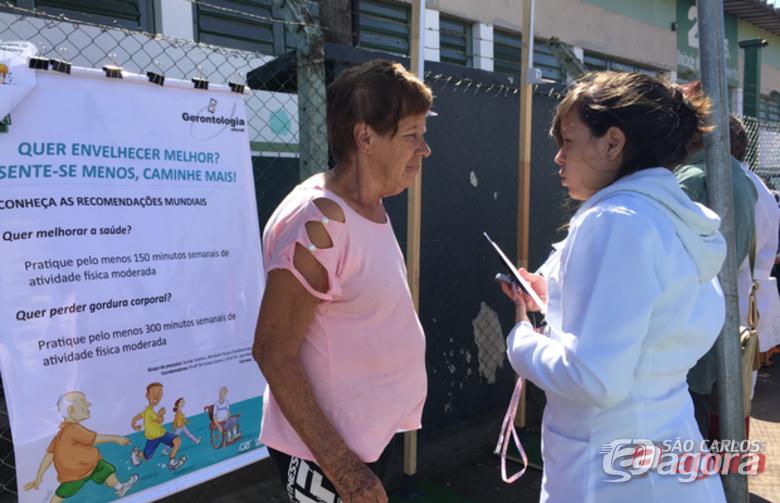 Campanha contra obesidade será realizada no Cidade Aracy - Crédito: Divulgação