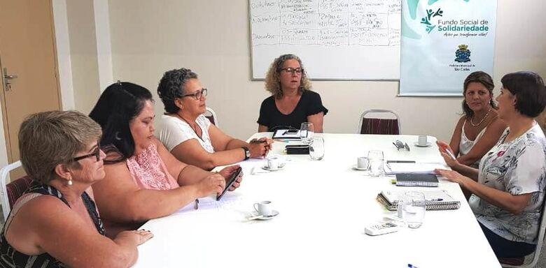 Presidentes de Fundos Sociais da região conhecem projetos de São Carlos - Crédito: Divulgação