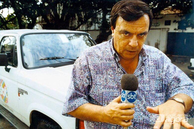 Gil Gomes morreu nesta terça-feira (16) - Crédito: Internet