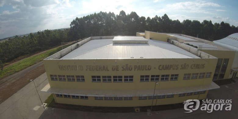IFSP São Carlos oferece 160 vagas para cursos técnicos -