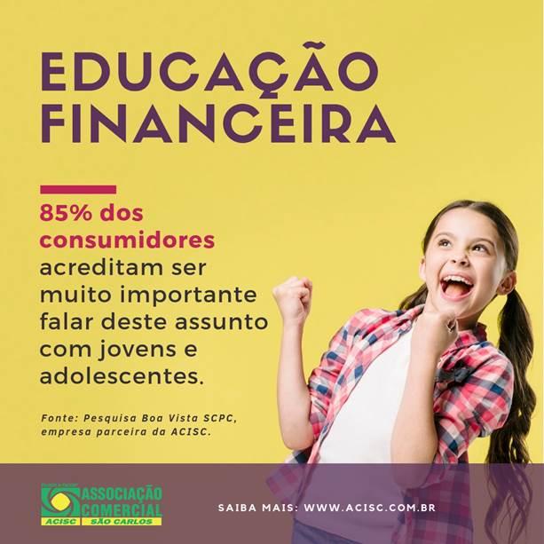 Cresce número de consumidores que poupam acima de R$ 50 para os filhos -