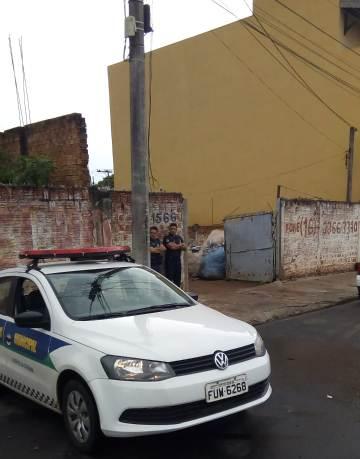 GM e Fiscalização realizam operação em depósitos de recicláveis em São Carlos - Crédito: Divulgação