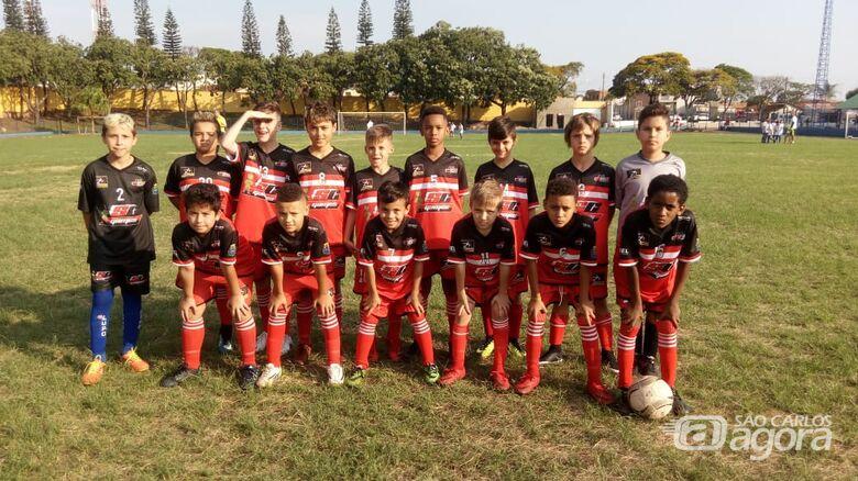 Em tarde inspirada sub10 vence a segunda na Copa Lefemara - Crédito: Divulgação