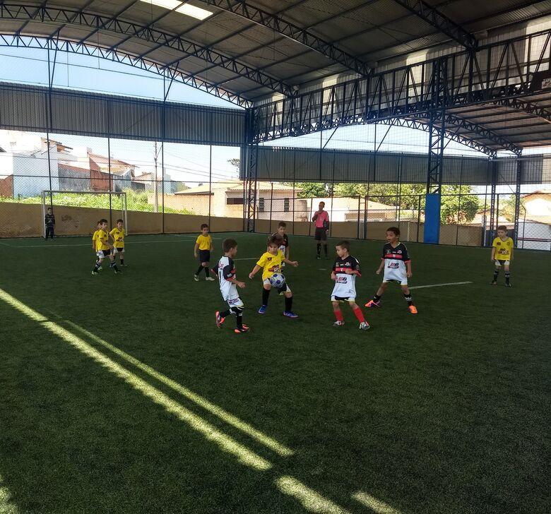 Conhecidos os finalistas do campeonato baby foot da Mult Sport - Crédito: Divulgação