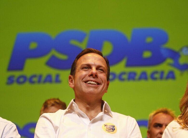 João Doria vence em São Carlos e Marcio França fica em segundo - Crédito: Agência Brasil