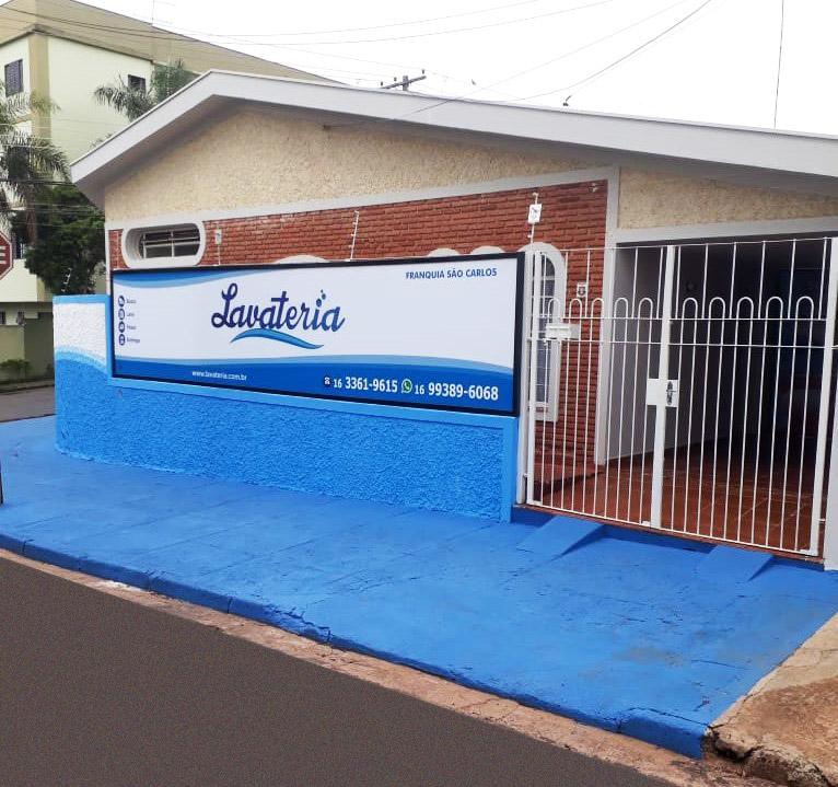 São Carlos ganha nova lavanderia - Crédito: Lavanteria: a mais nova lavanderia de São Carlos