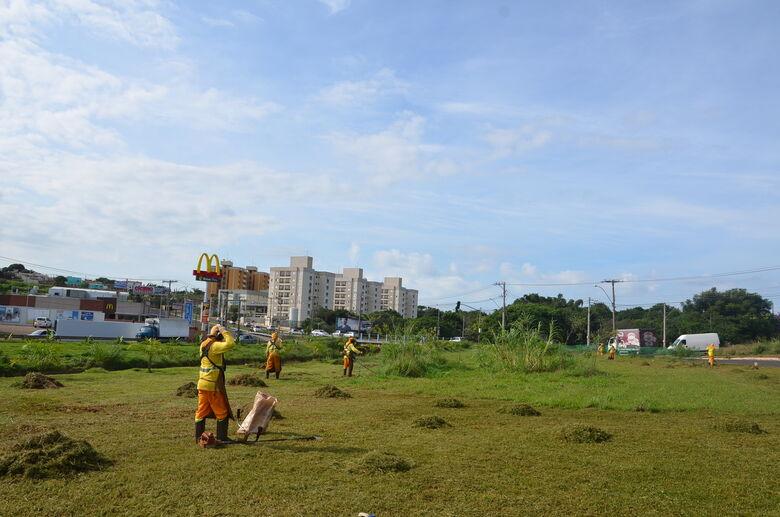 Terra Plana é declarada vencedora da licitação da limpeza pública - Crédito: Divulgação