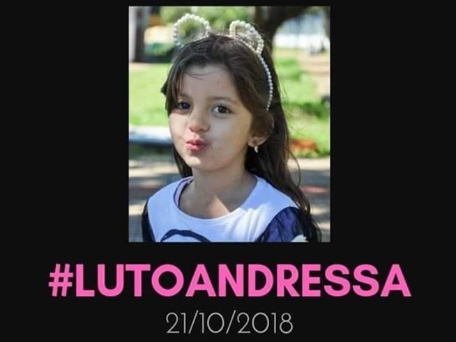 Morre menina que comoveu São Carlos - Crédito: Redes Sociais