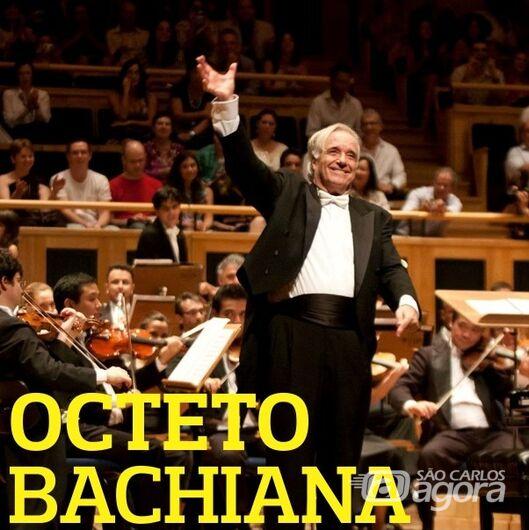 Maestro João Carlos Martins e Octeto Bachiana realizam concerto gratuito em São Carlos neste sábado - Crédito: Divulgação
